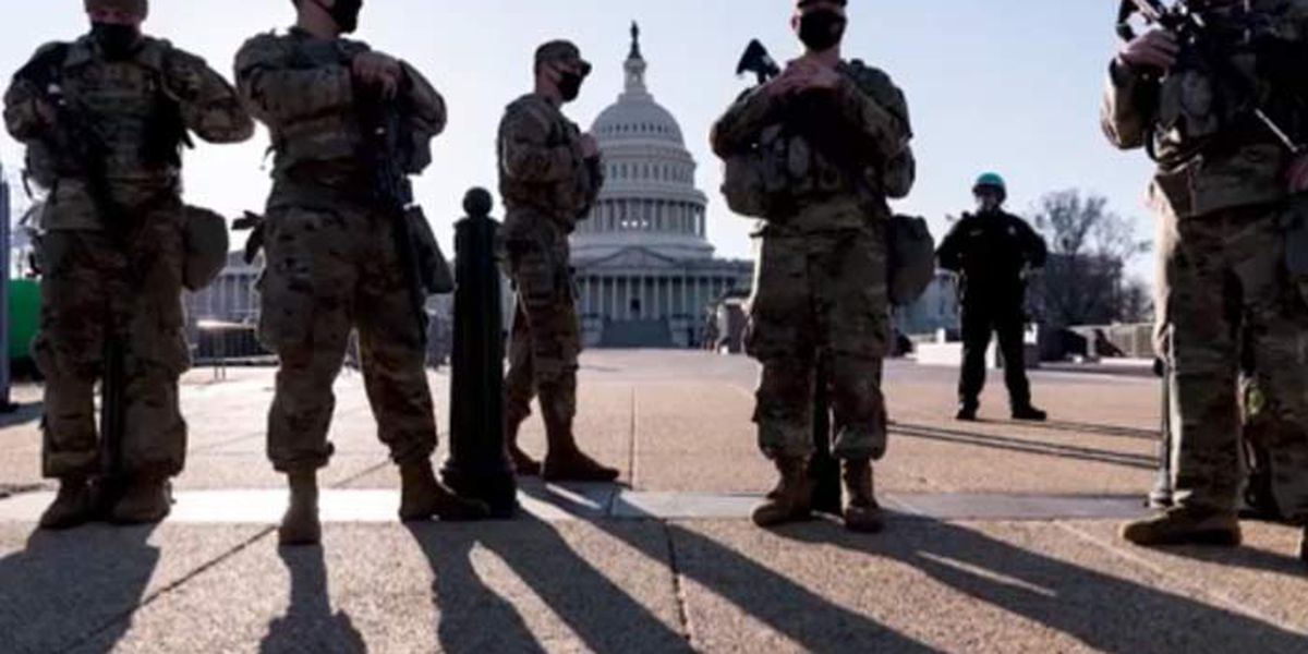 US Capitol Police increase security over March 4 conspiracy theory-related threats