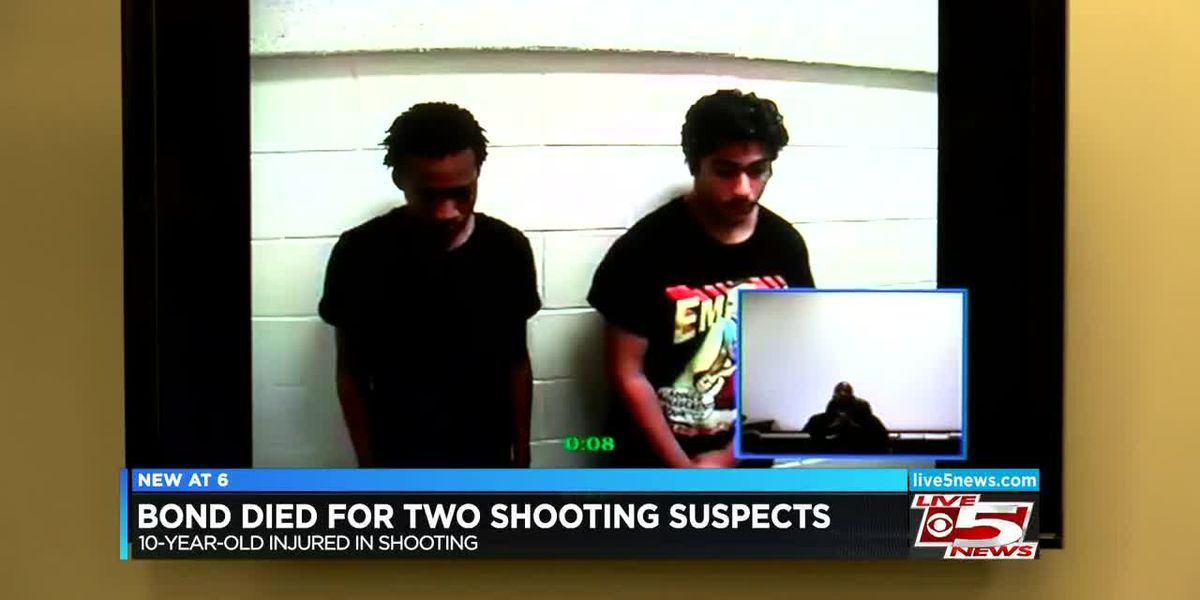 VIDEO: Bond Denied for two shooting suspects