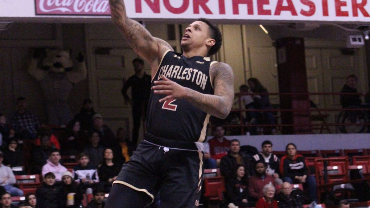Cougars Fall On The Road at Northeastern