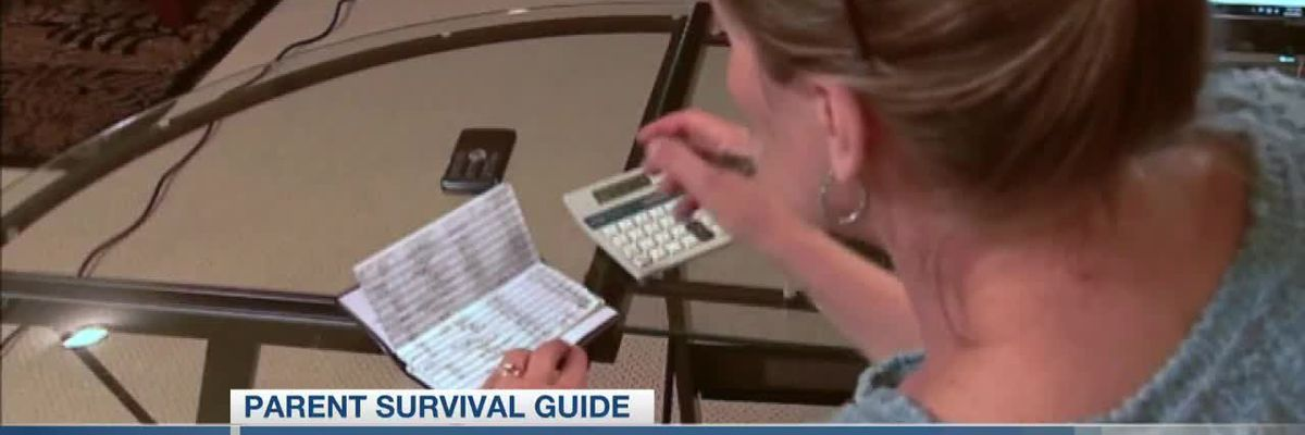 VIDEO: Parent Survival Guide: Getting your finances in shape in 2020