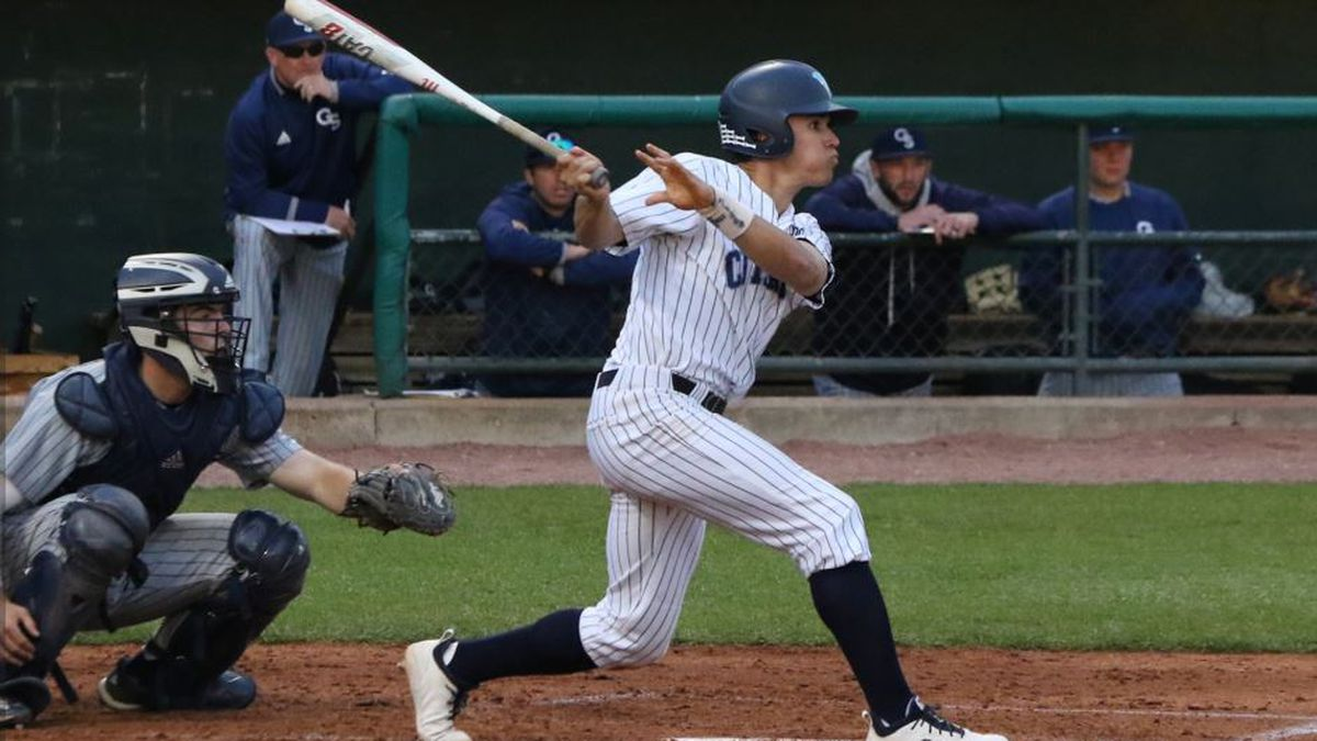 The Citadel falls at home to Georgia Southern, 6-2