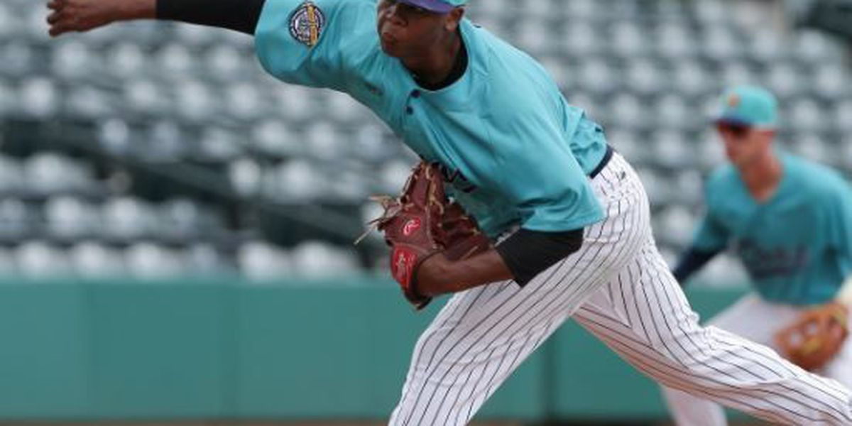RiverDogs Blanked, Issue Eight Walks in Homestand Opener