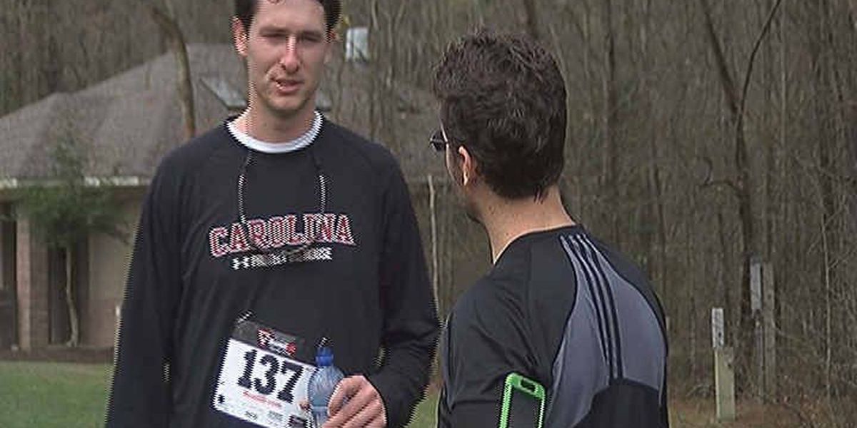 Marrow donor and recipient meet at Be The Match 5K