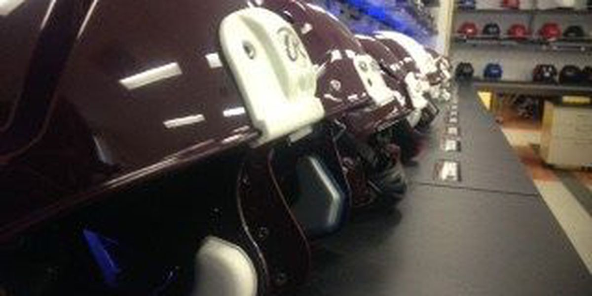 Protecting our Players: Helmet ratings weigh concussion risks