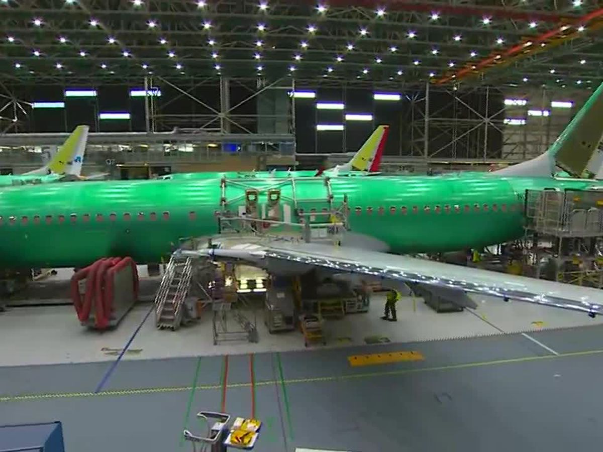 Boeing to implement voluntary layoff plan in pandemic