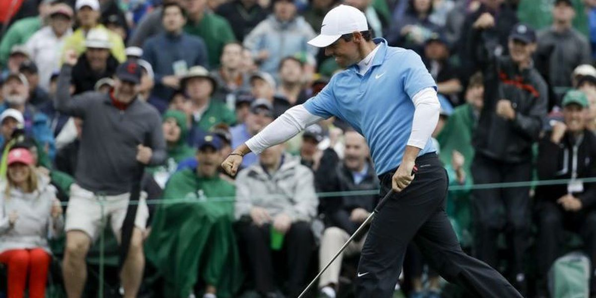 Reed builds three-shot lead as McIlroy aims to complete career Grand Slam