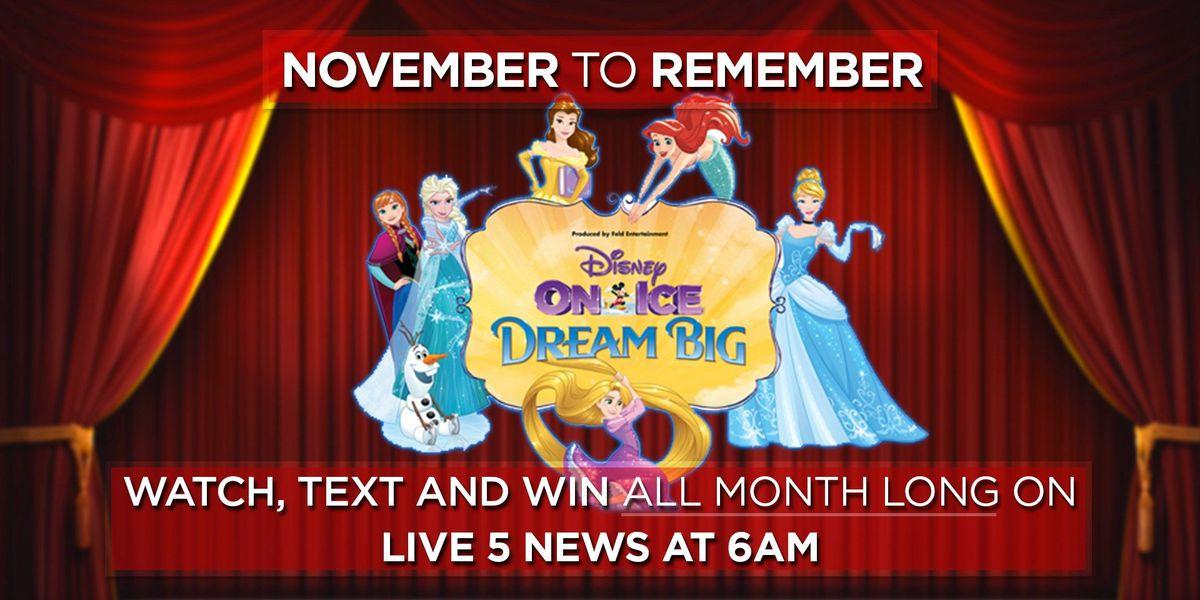 November to Remember: Disney On Ice