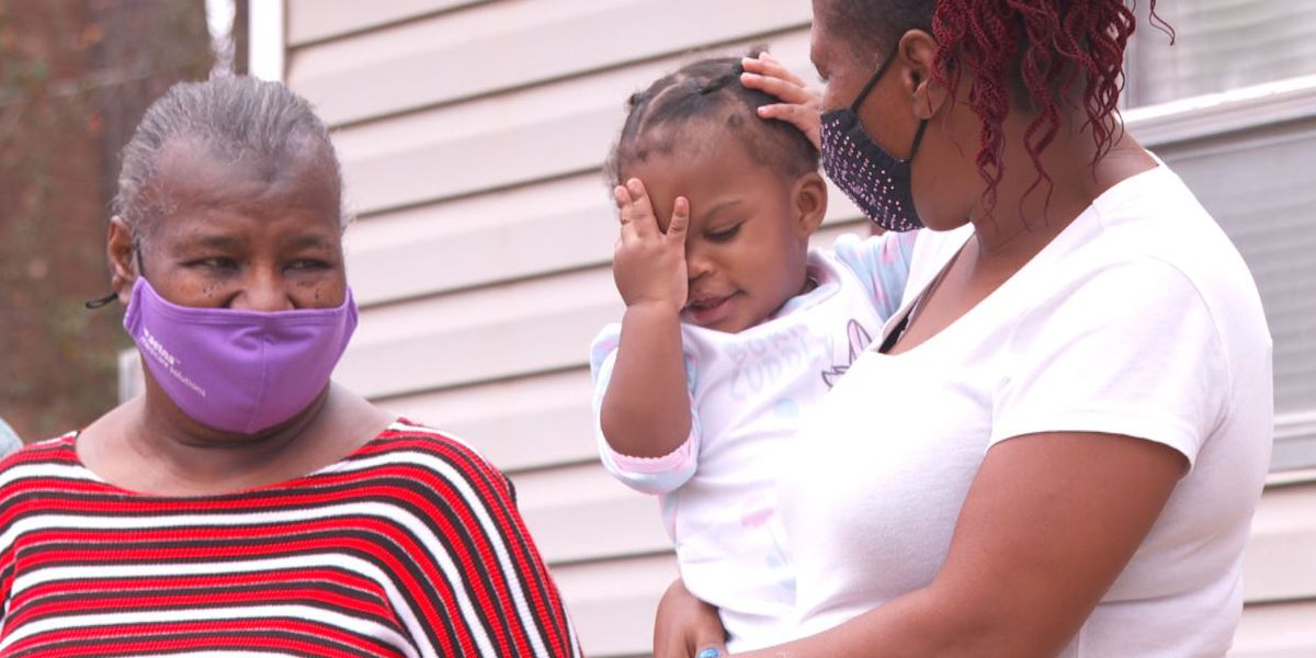 Mother who jumped from window during apartment fire braces for difficult Christmas
