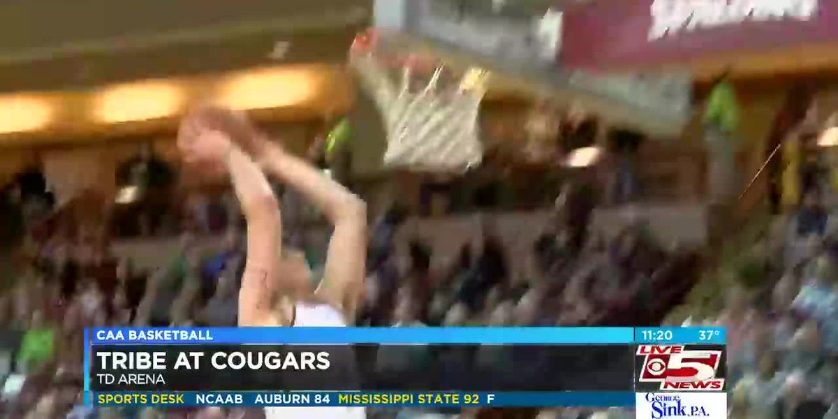 VIDEO: CofC gets win over William & Mary