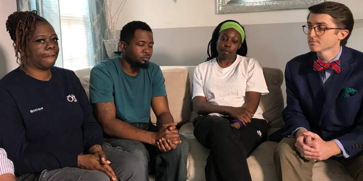 Parents of 16-year-old murder victim set record straight about son