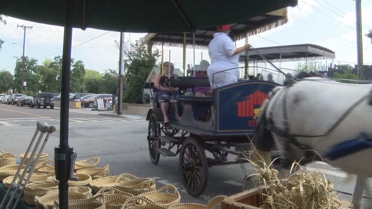 Despite setbacks, Charleston businesses 'optimistic' for tourist season