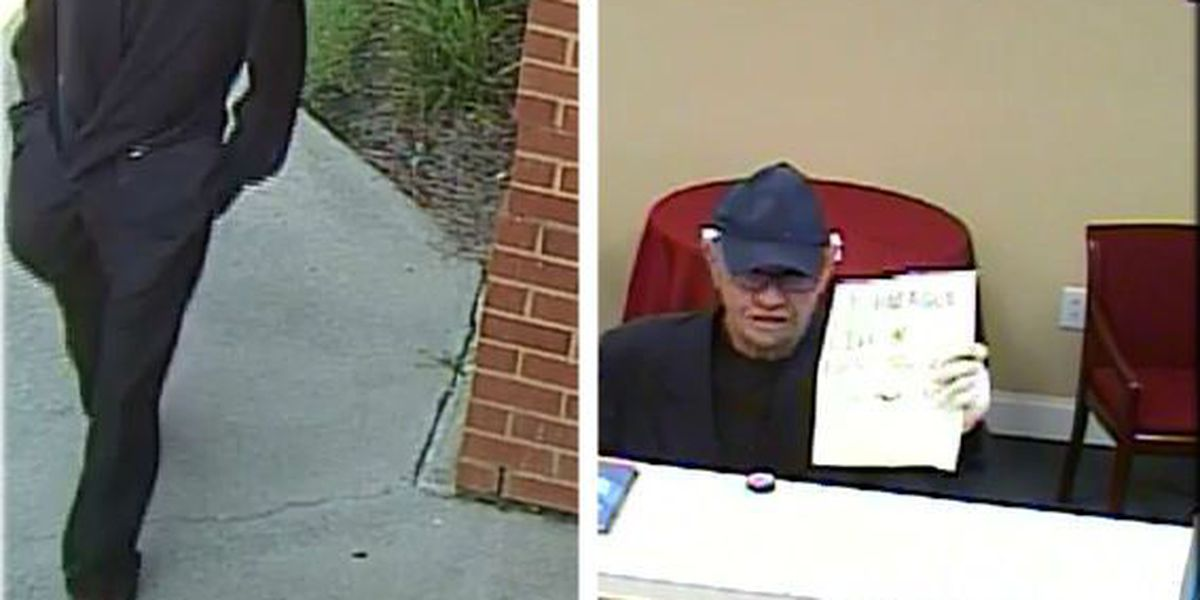 Suspect sought in Summerville bank armed robbery