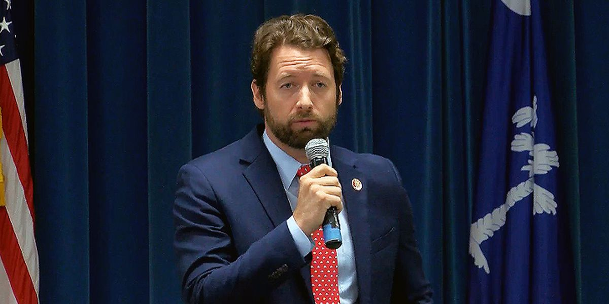 Rep. Joe Cunningham holds town hall meeting in the Lowcountry