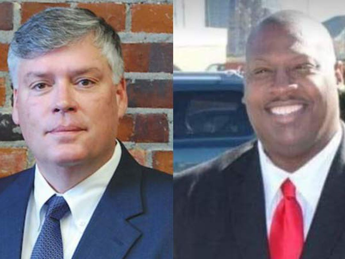 Tuesday's primary for Georgetown sheriff will decide sole name on official ballot