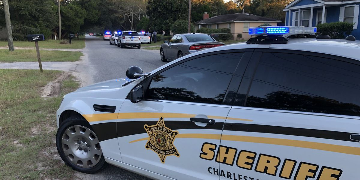 Deputies investigating after two people shot on James Island