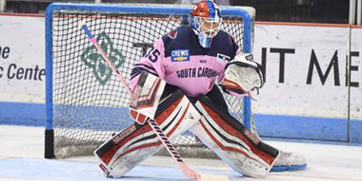 Rays Come Up Short On Pink In The Rink Night