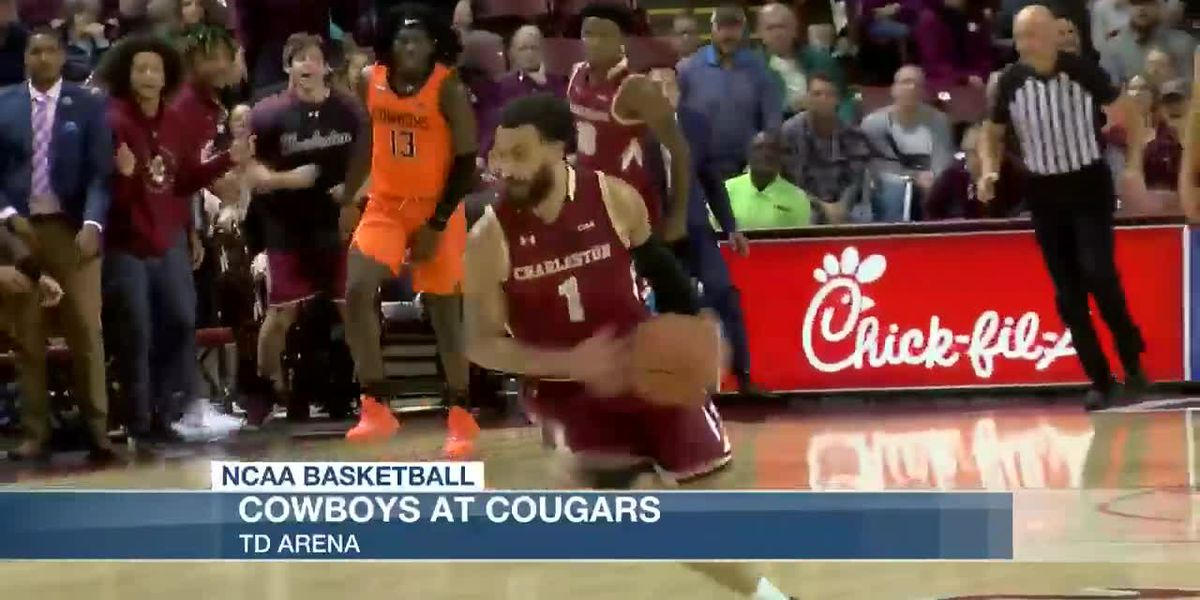 VIDEO: CofC falls at home to Oklahoma State