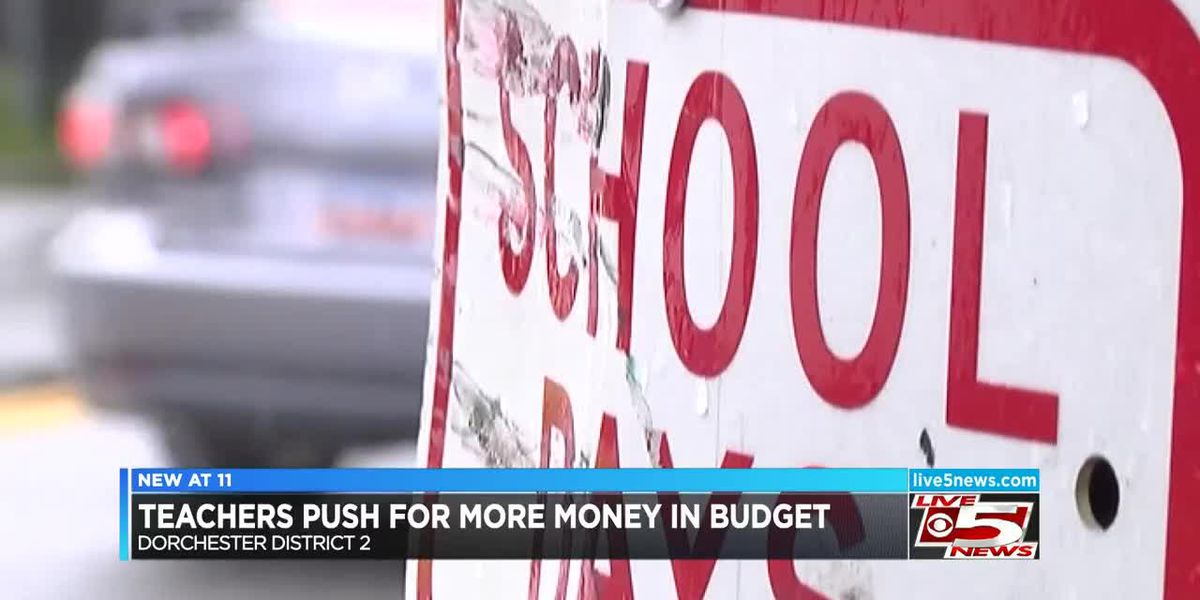 Community pushing for bigger budget at Dorchester District 2