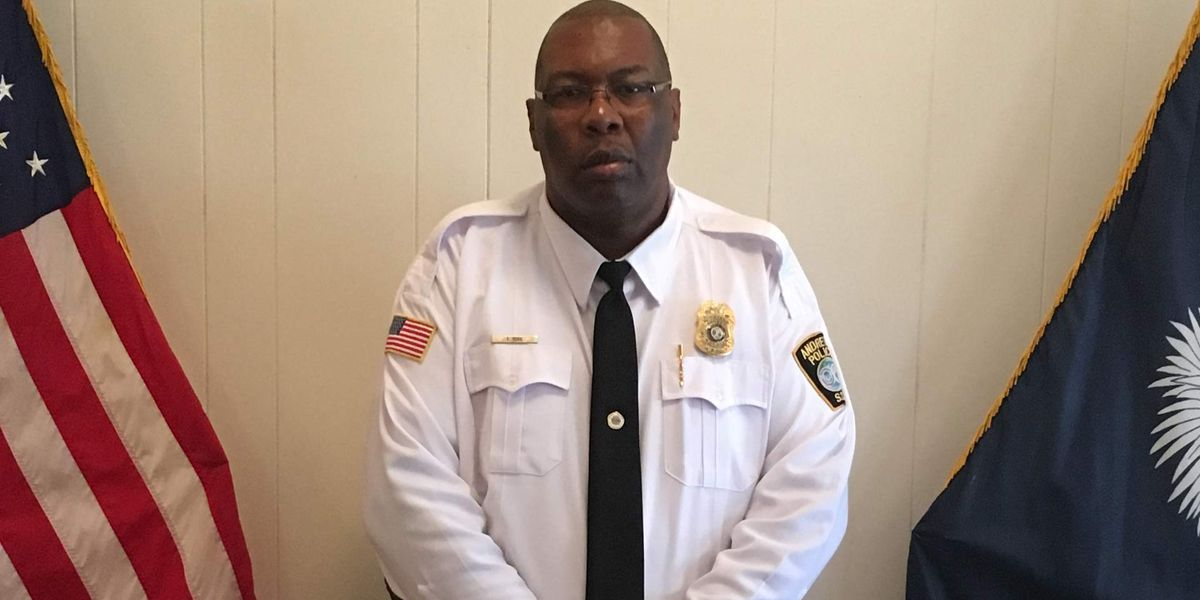 Town of Andrews names new police chief