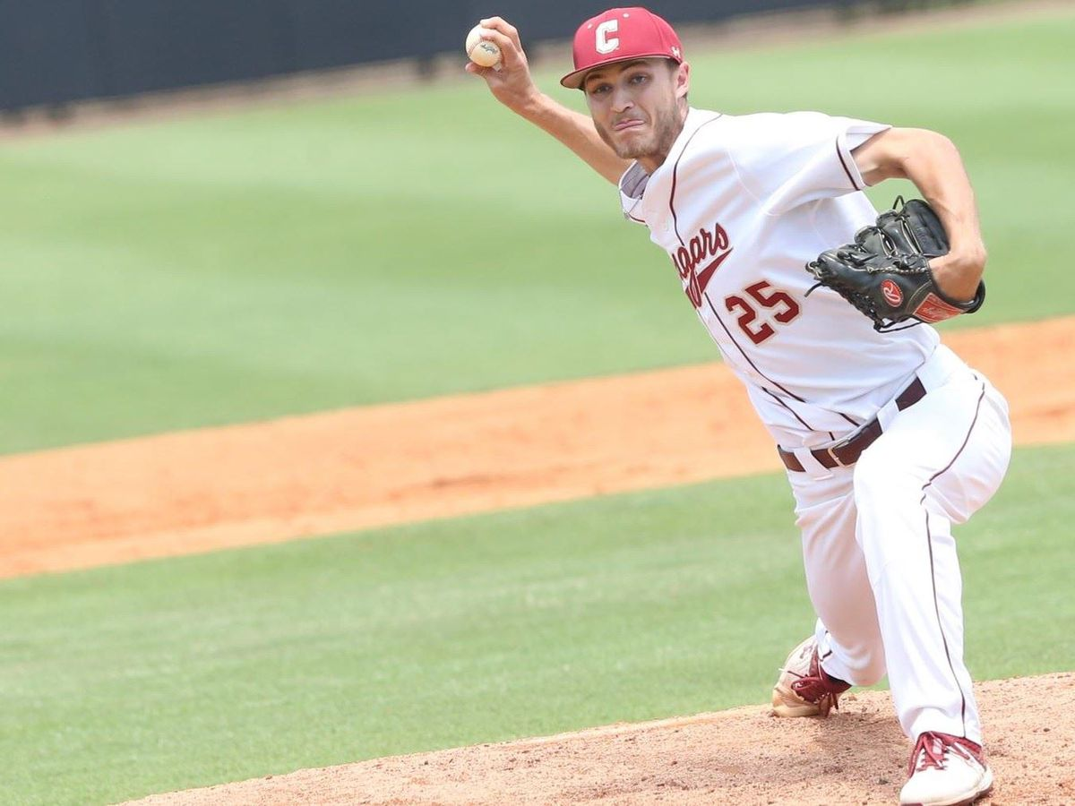 CofC's Price Collects CAA Pitcher of the Week Accolades