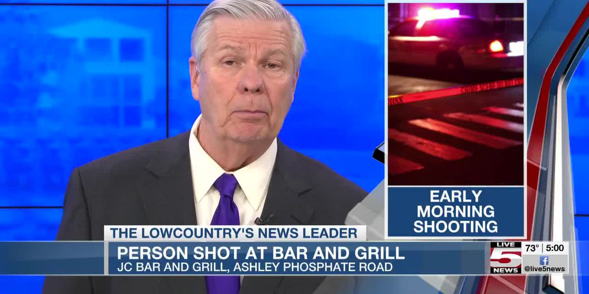 VIDEO: Deputies investigating after man shot in the foot at Ashley Phosphate restaurant