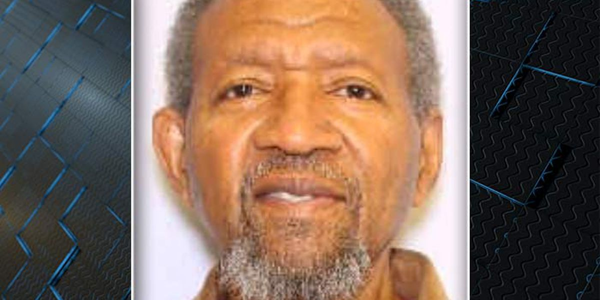 72-year-old SC man reported missing, possibly in danger