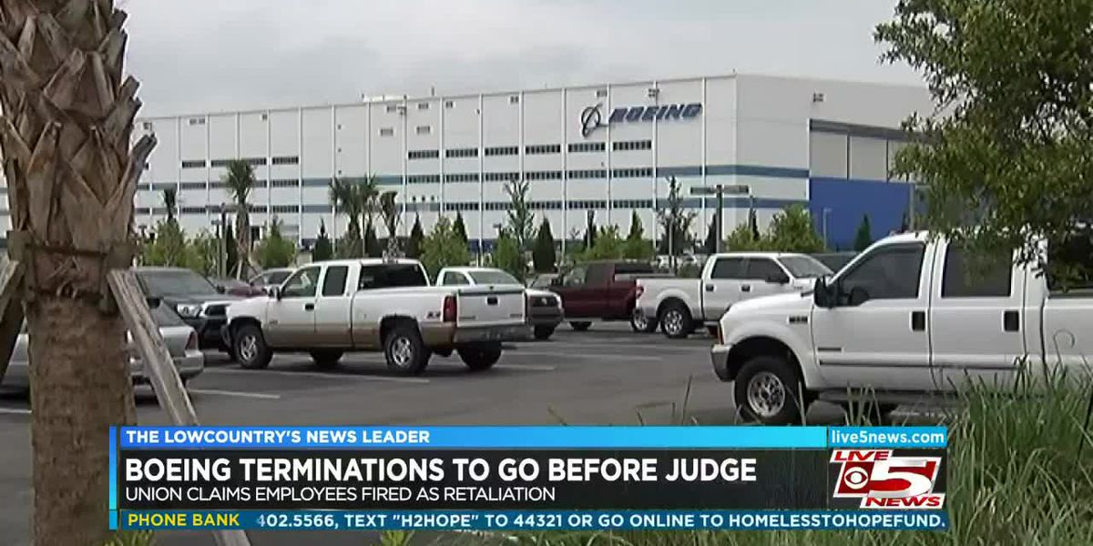 VIDEO: Boeing terminations to go before judge after union claims retaliation