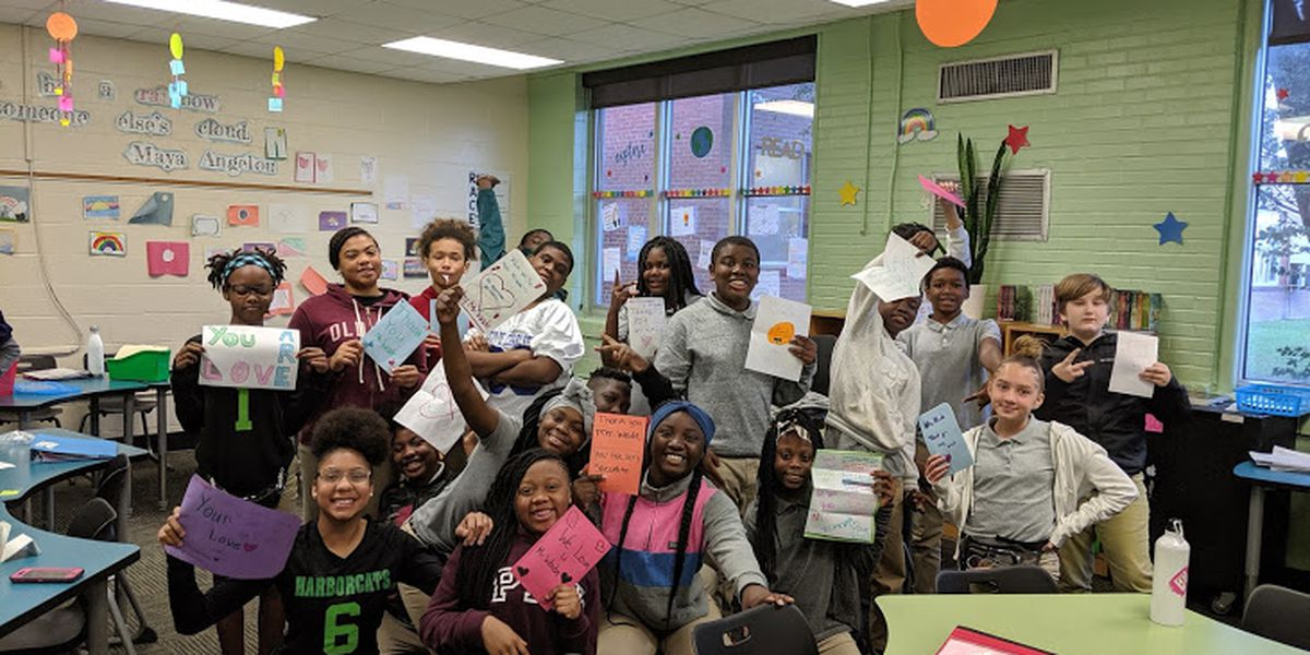 Classroom Champions: ELA teacher wants books for students at West Ashley Advanced Studies Magnet