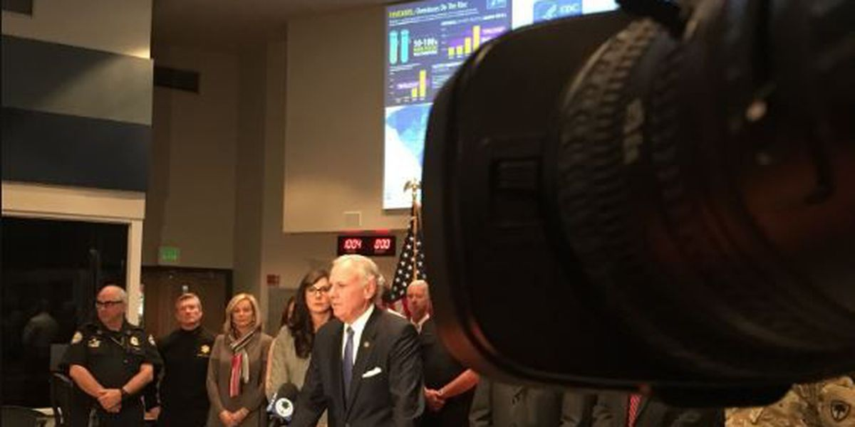 Gov. McMaster declares 'silent hurricane' of opioid crisis a statewide public health emergency