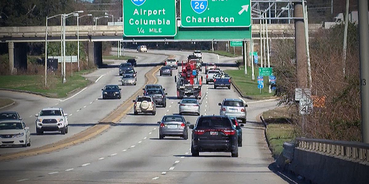 Police: Vandals throw rocks at cars on I-26, woman taken to hospital
