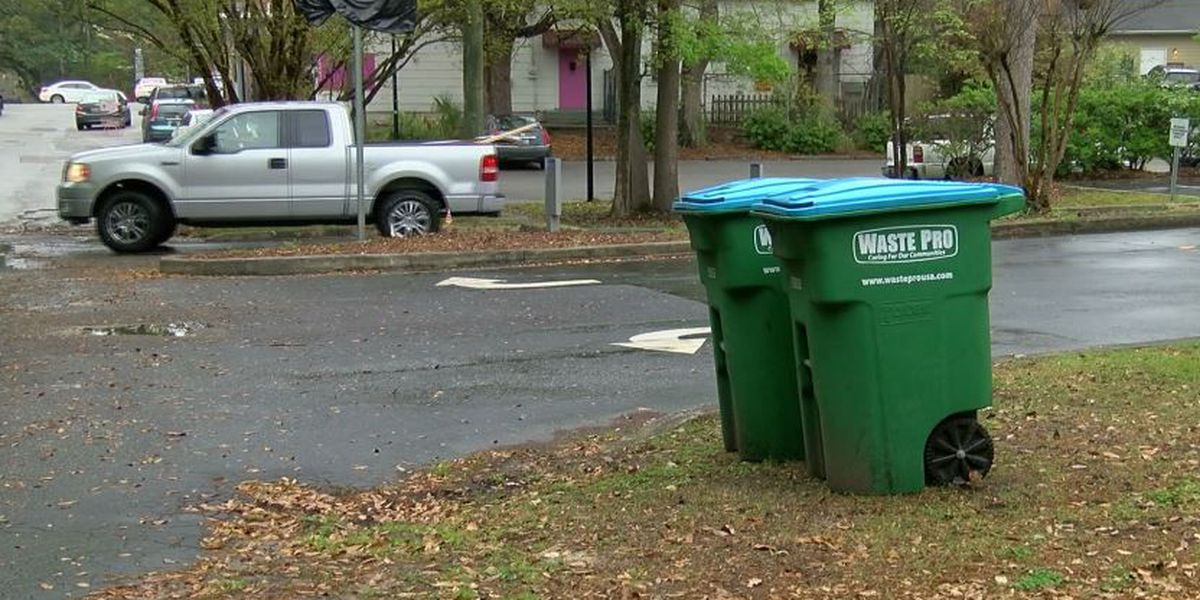 New trash service for Summerville temporarily ends single-stream recycling