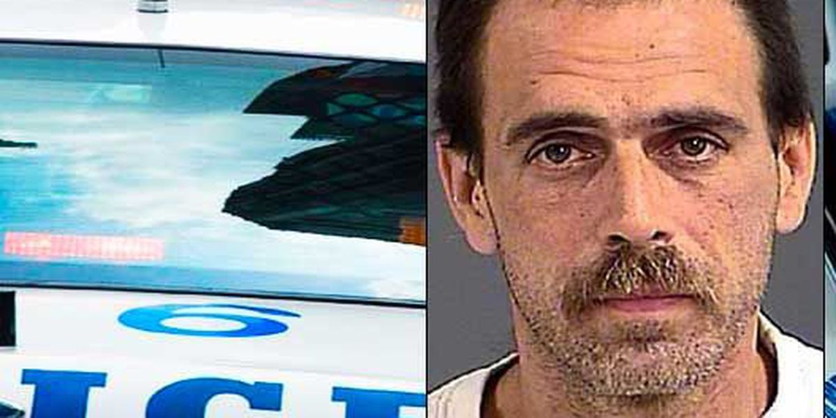 Investigators charge man for burglaries at Mt. Pleasant neighborhood