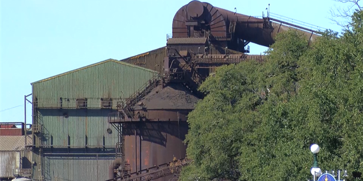 Georgetown divided over steel mill reopening