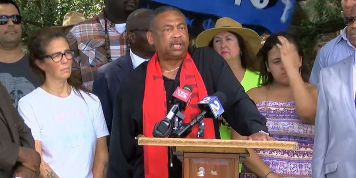 SC National Action Network condemns weekend violence in Virginia