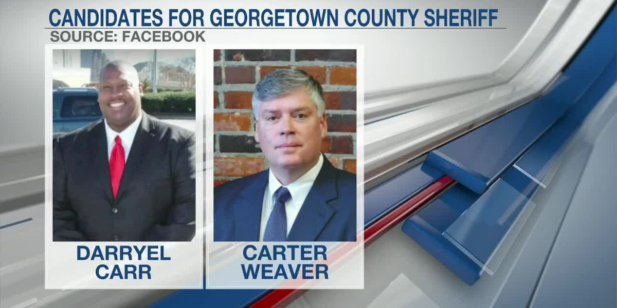 VIDEO: Voters to decide which of two GOP candidates will be sole name on ballot for sheriff's race