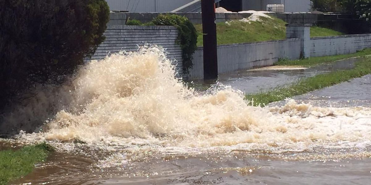 $87 million set aside to improve water mains throughout the greater Charleston area