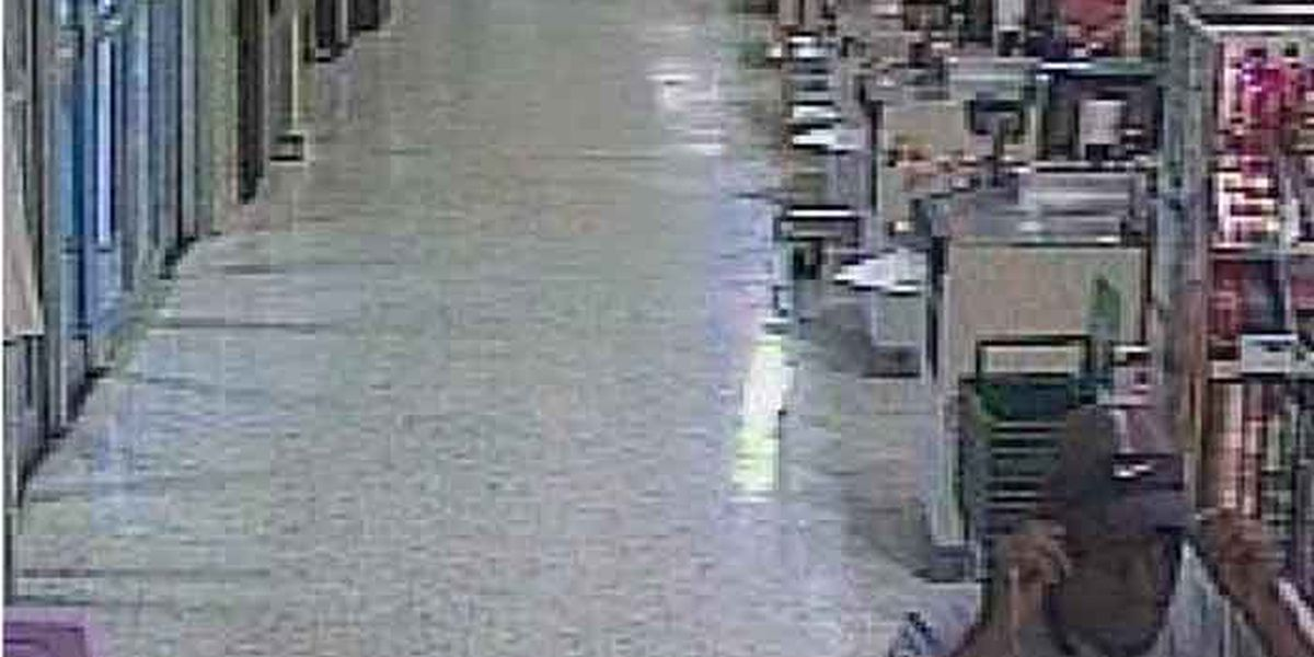 Police searching for man sought in credit card fraud at Goose Creek Publix