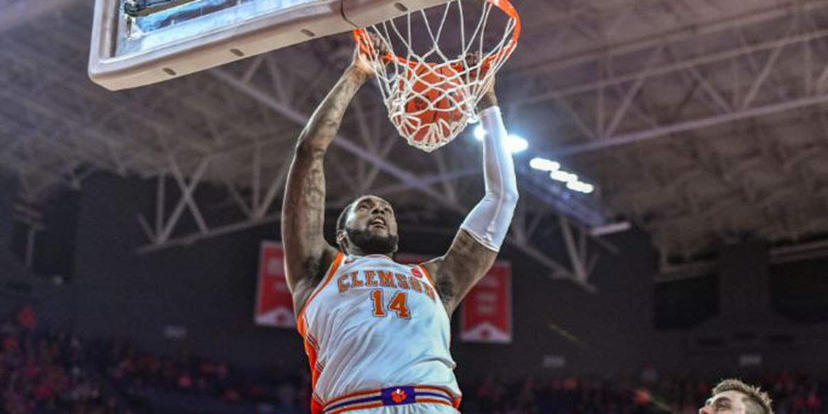 Reed's Career-High 31 Powers Clemson Past BC