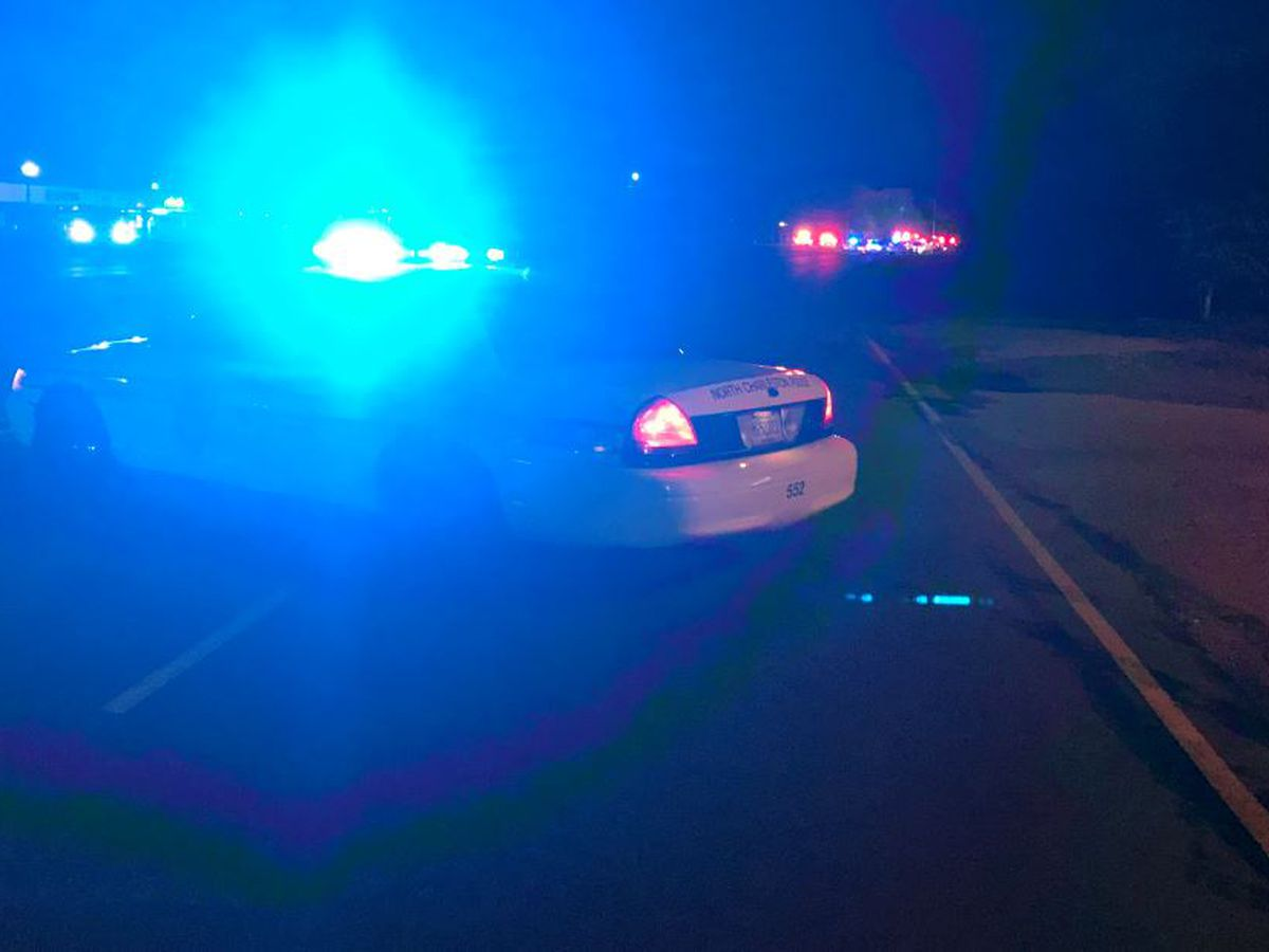 Emergency crews respond to fatal accident in North Charleston Sunday night