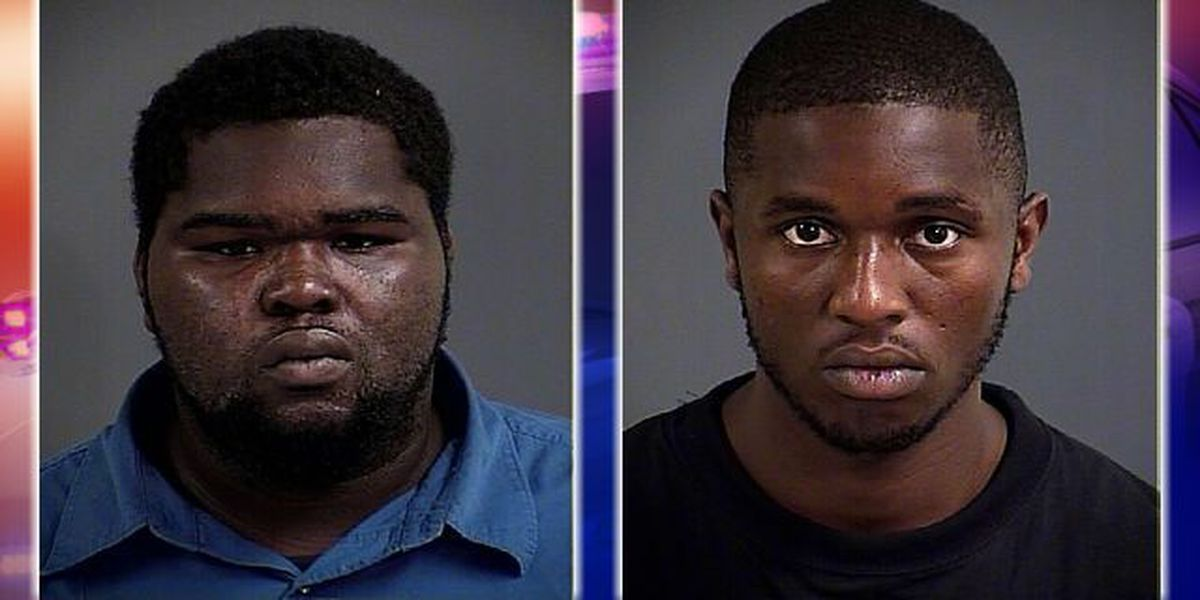 Police: 2 arrested in weekend Line St. armed robbery, burglary