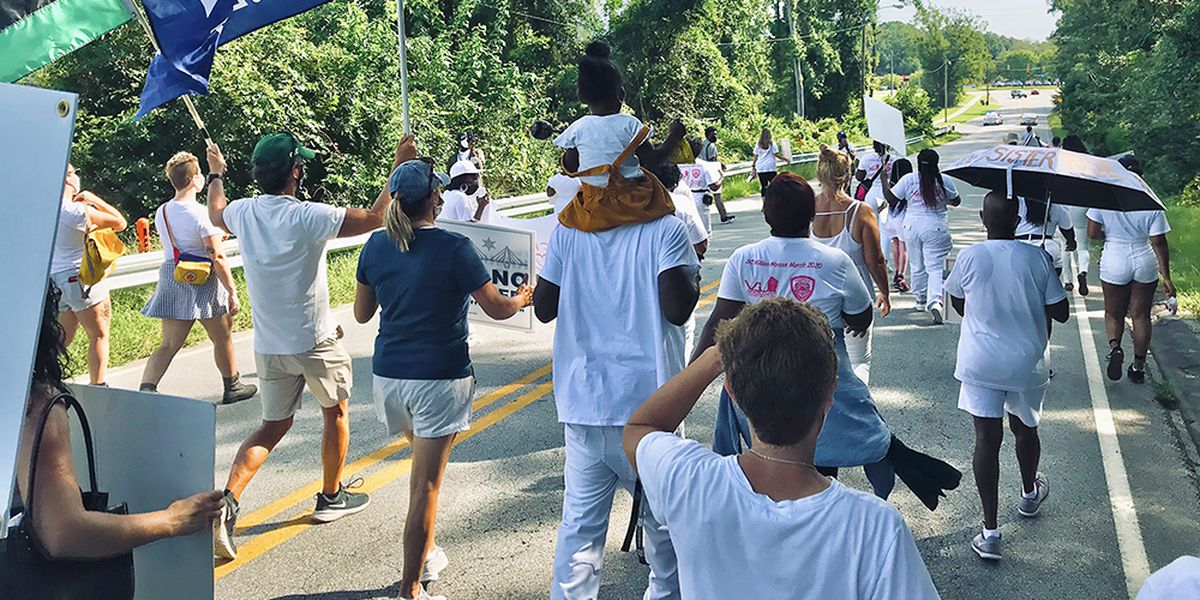 S.C. Million Womxn's March promotes unity and change