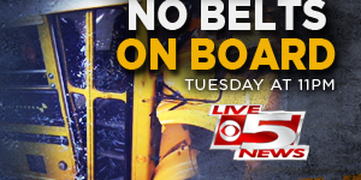 Live 5 News Investigates: No Belts on Board