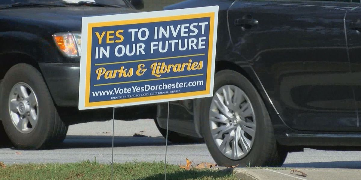 Nearly $90,000 spent defending Dorchester County bond referendum question