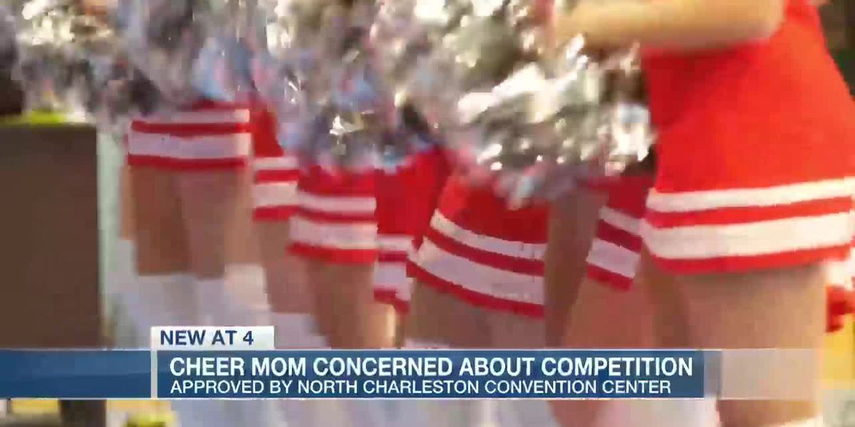 VIDEO: Cheerleader's mother concerned about COVID-19 safety at N. Charleston competition