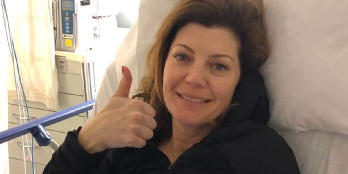 CBS News anchor updates status, thanks MUSC team after emergency surgery in Charleston