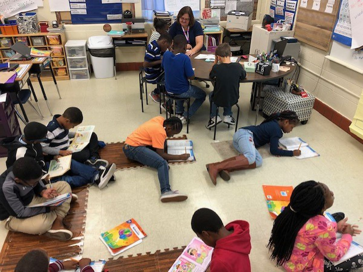Classroom Champions: A Georgetown County teacher wants reading games for her third graders