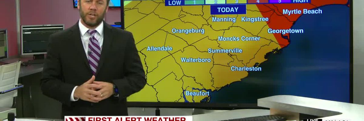 VIDEO: Lowcountry braces for severe weather threat Thursday