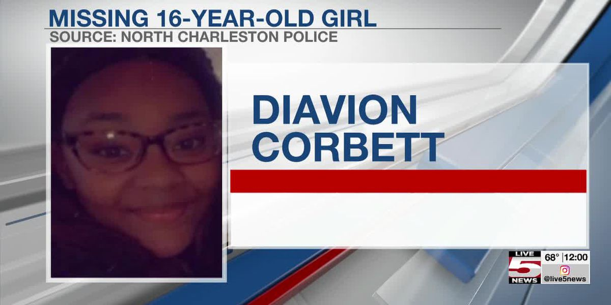 VIDEO: Police searching for missing 16-year-old North Charleston girl