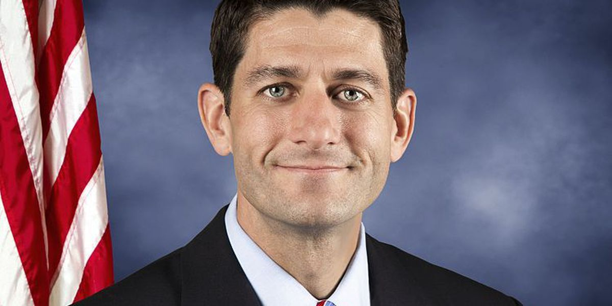 Paul Ryan is in, will seek job of House Speaker