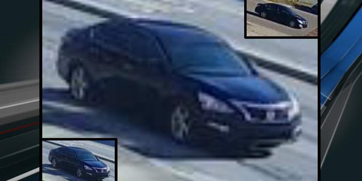 Police release photos of vehicle possibly involved in fatal shooting